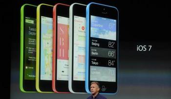 auのiPhone5cもMNP一括0円 維持費は3570円から
