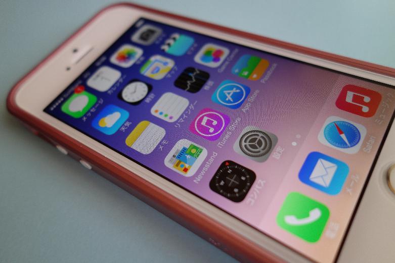 LinearケースiPhone5s