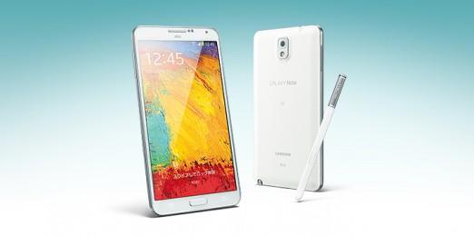Galaxy Note3がdocomoとauでMNP一括0円と安売りされる