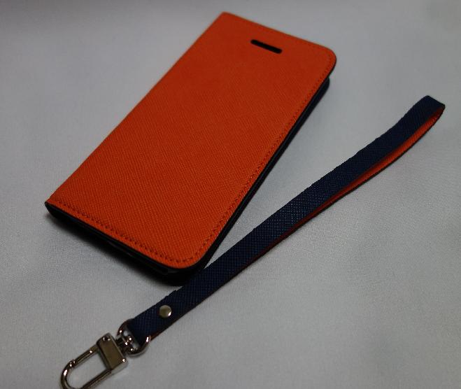 iPhoneの手帳型/フリップケース「invite.L Foliocase for iPhone6」レビュー