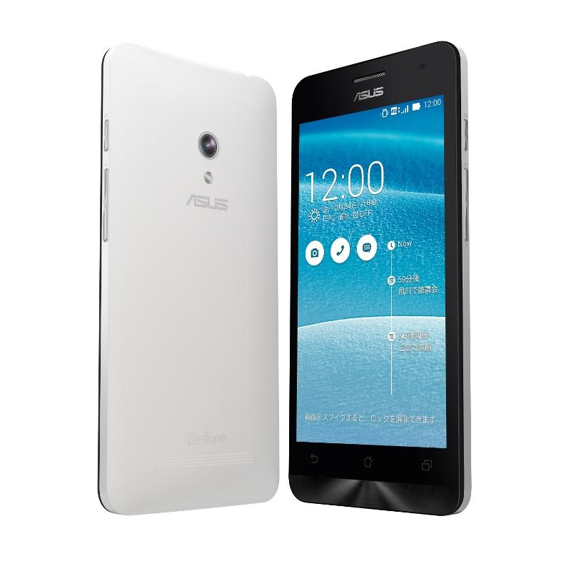 ASUS Zenfone 5が日本発売決定!16GB2万8944円〜、MVNOのAPNプリセットなSIMフリースマホ
