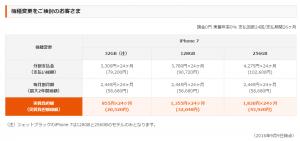 auがiPhone 6s/6s Plusを値下げ!一括価格は3万円も安くなる iPhone 6s機種変更おトク割も実施