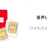 Y!mobileのSIMのみ契約、土日はキャッシュバックが2万円に増額!スマホプランM/Lで