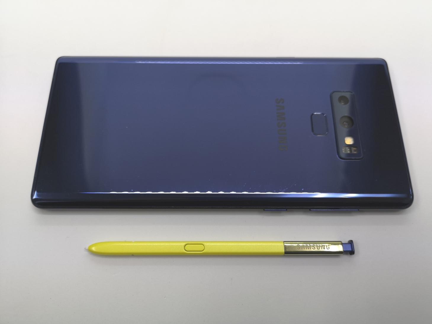 Galaxy Note9のSペンで出来ること、活用法