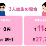UQモバイルとY!mobileが学割の受付を開始 家族にもメリットのある割引特典に