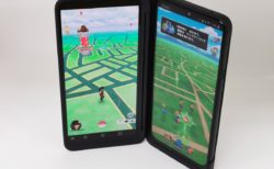 【レビュー】LG G8X ThinQはゲーミングスマホとしても魅力的 2画面アクティブ、1画面のコントローラー化、攻略サイト同時展開