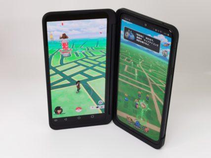 LG G8X ThinQはゲーミングスマホとしても魅力的 2画面アクティブ、1画面のコントローラー化、攻略サイト同時展開