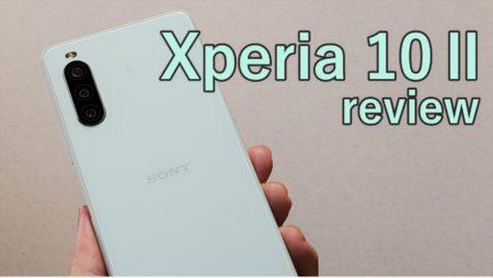 Xperia 10Ⅱレビュー スペックアップで使いやすさが大きく向上した廉価版Xperia 5