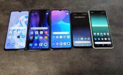 Snapdragon/スナドラ 765G/730G/720G/665スマホのまとめ ベンチマーク、動作比較