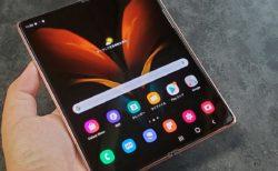 Galaxy Z Fold2がさらに便利に進化してて2020年ベストバイスマホ確実な件